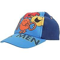 Mr Men - Gorra con diseño de Diferentes Personajes de la Serie para niños - Verano