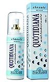 Naturando QUOTIDIANA ANTIODORANTE CLASSIC SPRAY FLACONE DA 100 ML Previene la formazione di cattivi odori