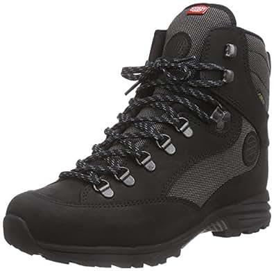 Hanwag Ströv Lady Gtx, Women's walking and hiking boots, Black, 4 UK (37 EU)