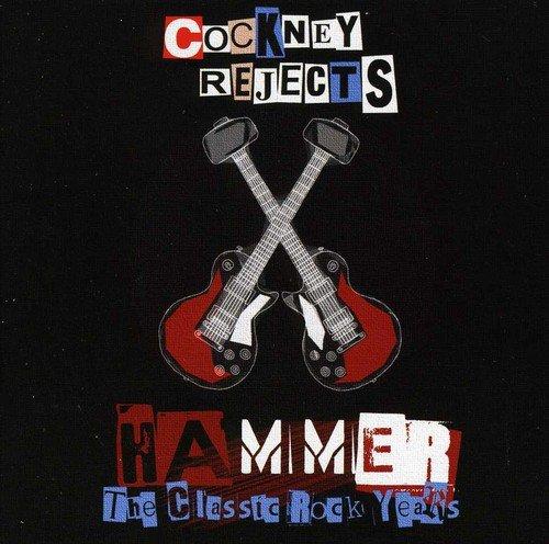 Hammer: The Classic Rock Years (4 CDs), usado segunda mano  Se entrega en toda España