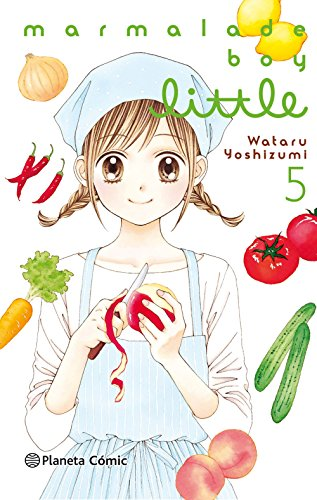 Marmalade Boy Little nº 05 (Manga Shojo) por Wataru Yoshizumi
