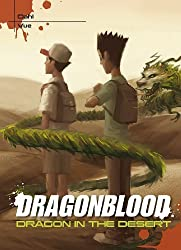 Dragon in the Desert (Dragonblood) by Michael Dahl (2010-04-13)