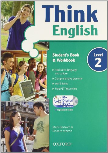 Think English. Student's book-Workbook-My digital book. Con espansione online. Per le Scuole superiori. Con CD-ROM: 2