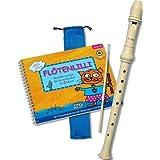 Flötenlilli Blockflöten-Set für Kinder ab 4 Jahren