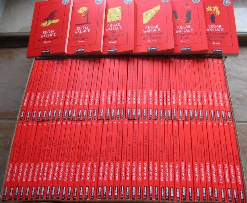 Edgar Wallace Jubiläums-Ausgabe, 82 Exemplare hier kaufen