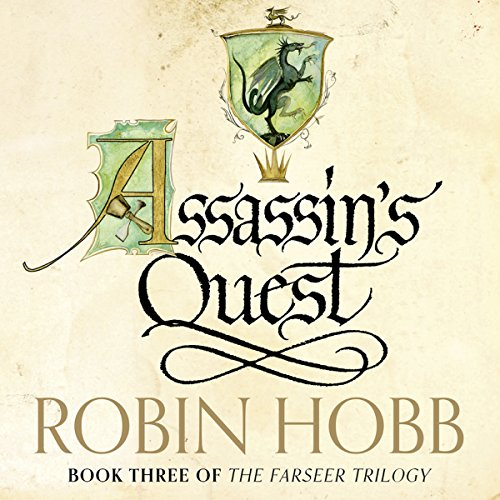 Assassin's Quest: The Farseer Trilogy, Book 3
