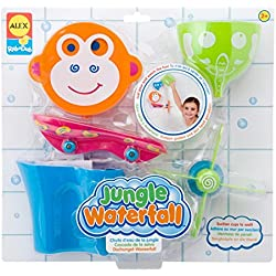 ALEX® Toys - Bathtime Fun Jungle Water Fall 818N