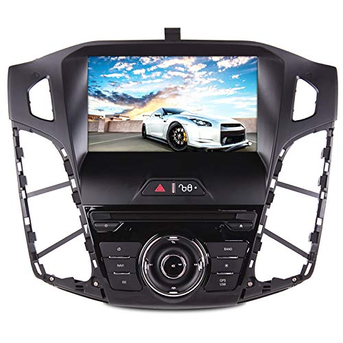 Car DVD Player Ford Focus 2012 8\