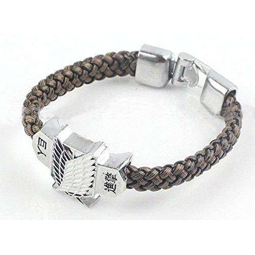 Attack on Titan Punk Bracelet