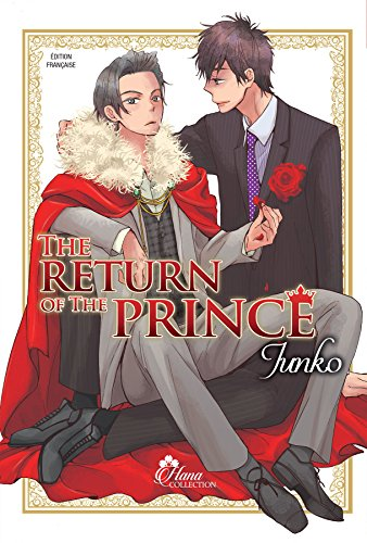 The return of the prince - Livre (Manga) - Yaoi - Hana Collection
