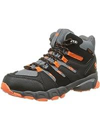 Dockers by Gerli 37rc703-637202 - zapatillas de trekking y senderismo de media caña Unisex Niños