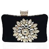 Damen Tasche Diamant Handtasche Party Clutch Bag Hochzeit Abend Kettentasche Umh?ngetaschen¡