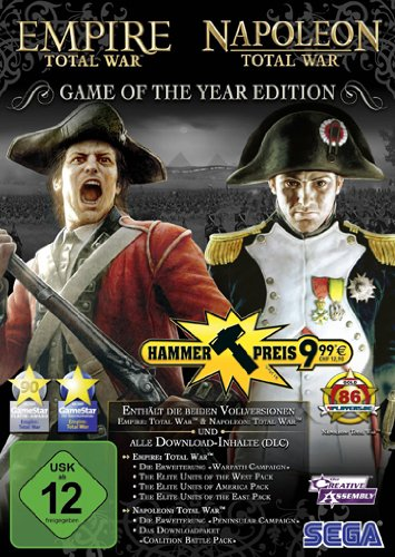 Total War: Empire & Napoleon (Pc Games Total War)
