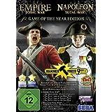 Total War: Empire & Napoleon GOTY (Hammerpreis) [Importación Alemana]