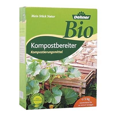 Dehner Bio Kompostbeschleuniger, 5 kg, für ca. 6-8 qm Grüngut von Dehner bei Du und dein Garten