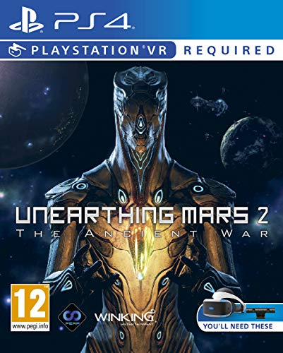 Unearthing Mars2: The Ancient War (PSVR) - PlayStation 4 [Importación inglesa]