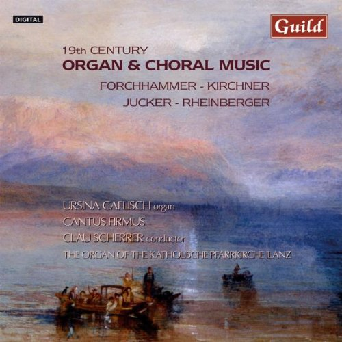 19th Century Organ and Choral Music