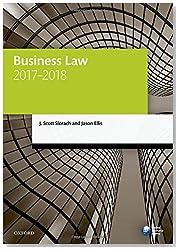 Business Law 2017-2018 (Legal Practice Course Manuals)