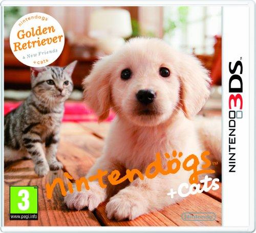 Nintendogs + Cats - Golden Retriever + New Friends  [Edizione: Regno Unito]