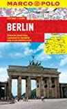 Marco Polo City Map Berlin: Extensive Street Index, Easy to Use Detailed Scale