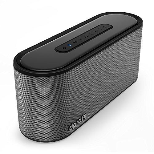 er,20W Kabellose Lautsprecher Musikbox - 24 Stunden Akkulaufzeit und Dual Treiber Wireless Speaker,Tragbarer Soundbox Bluetooth ()