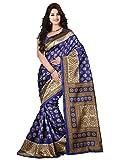 Trendz Bhagalpuri Cotton Silk Saree(TZ_K...