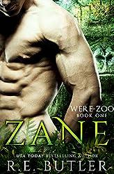 Zane (Were Zoo Book 1) (English Edition)