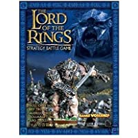games workshop lord of the rings mordor troll chieftain