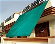 Green Shade Net 85% | Width 2 meter | Length we cut from roll as per order