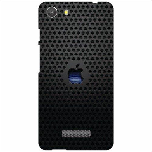 Micromax Unite 3 Q372 Back Cover - Silicon Apple Designer Cases