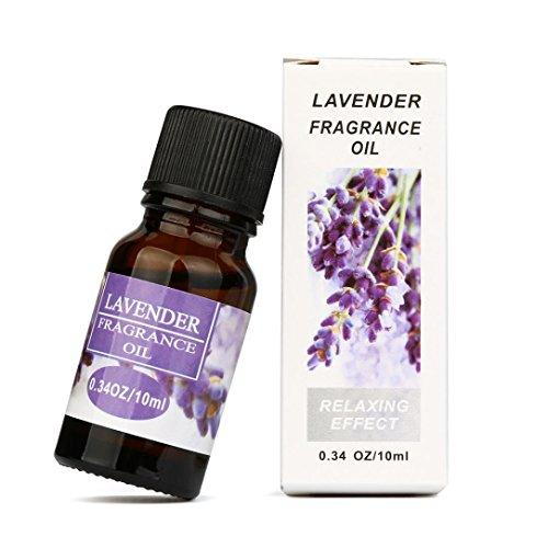 BeautyTop 10ml Pure & Natural Ätherische Öle Aromatherapie Duft Hautpflege (Lavendel)
