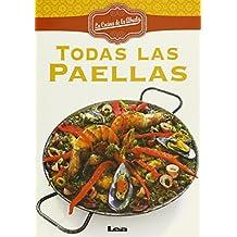 Todas las paellas / All Paellas