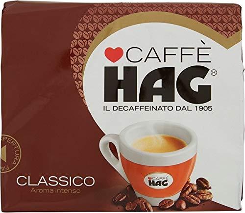 HAG CAFFE' CLASSICO 2x250GR