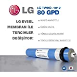 LG Chem 80 GPD Ro Membrane