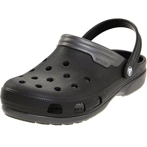 Crocs Duet schwarz/graphit