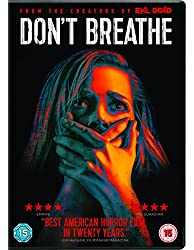 Don't Breathe [DVD] [2016]