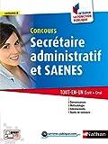 Concours Secrétaire administratif et SAENES...