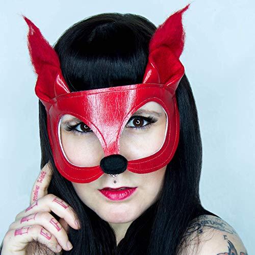 Maske *Nutkin* - Eichhörnchen Maske | Karneval | Fasching | Eichhorn Kostüm | Cosplay | Halloween