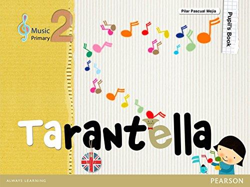 Tarantella 2 Pack Activity Book con CD Audio y CD ROM - 9788420558059
