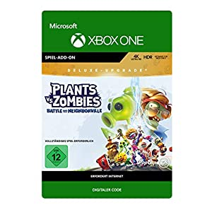 Plants vs. Zombies: Battle for Neighborville Deluxe Upgrade | Xbox One – Download Code