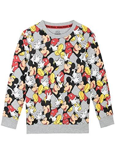 Disney Jungen Micky Maus Sweatshirt 104