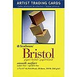 Strathmore 105901Bristol Glatte Künstler, Karten, 2,5von 3,5, 20er Pack