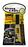 Uhu 46960 - Alleskleber Super Strong & Safe 7G