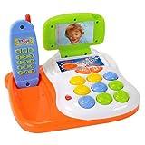 Simba 104014291 - ABC Lustiges Telefon