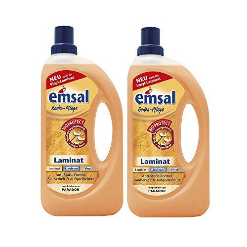 2x-emsal-boden-pflege-laminat-1-liter-mit-bioprotect-fur-laminat-linoleum-vinyl
