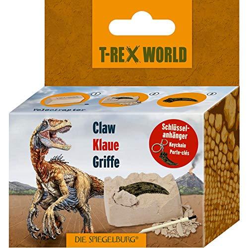 Die Spiegelburg 15008 Dinosaurier Klauen & Zähne T-Rex World, sort. - 1 Stück