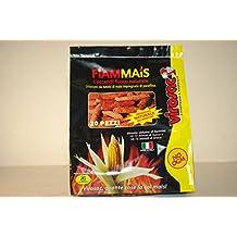 Virosac - Encendedor de fuego ecológico, mazorcas de maíz impregnadas en parafina, para barbacoas