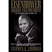 Eisenhower: Soldier and President (Touchstone Book)