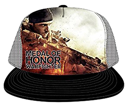Price comparison product image Bioworld - Casquette Medal Of Honor Flat Bill - 8718526011999