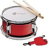 ItsImagical - Conservatory tambor, tambor de metal para niños de color rojo (Imaginarium 76087)